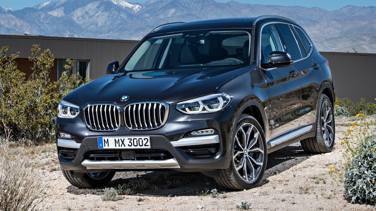 2018 Bmw X3 30d Xline Youtube