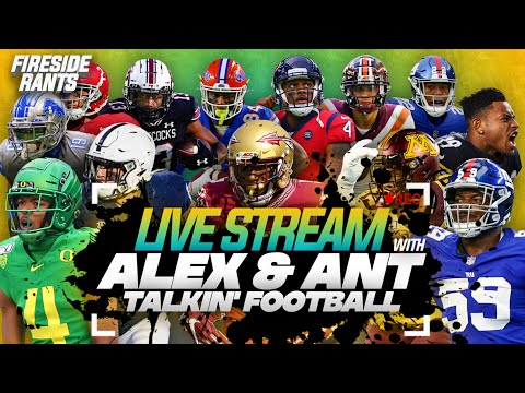 New York Giants Mock Draft Live Stream