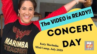 KM MINI CAMP CONCERT, July 19, 2019