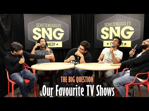 SnG: What Were Our Favourite TV Shows Growing Up? Ft Tanmay & Rahul | The Big Question Ep 38