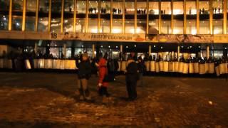 Разгон митинга против концерта Ани Лорак в Киеве(27.11.2014., 2014-11-27T21:28:40.000Z)