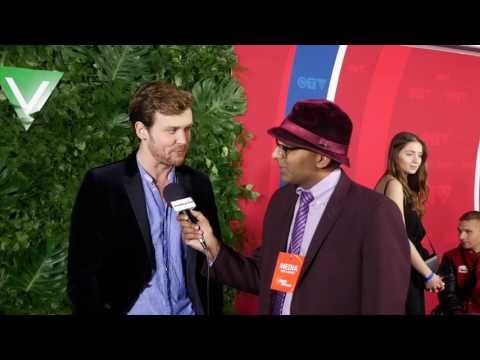Deception Interview With Jack Cutmore-Scott At CTV Upfront 2017