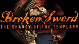Broken Sword 1 Shadow Of The Templars Original PC Game Version Full Complete Soundtrack