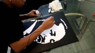 DJ SO HYPE DRAWING MARTIN LUTHER KING JR  HOW TO DRAW MARTIN LUTHER KING JR  I HAVE A DREAM SPEECH