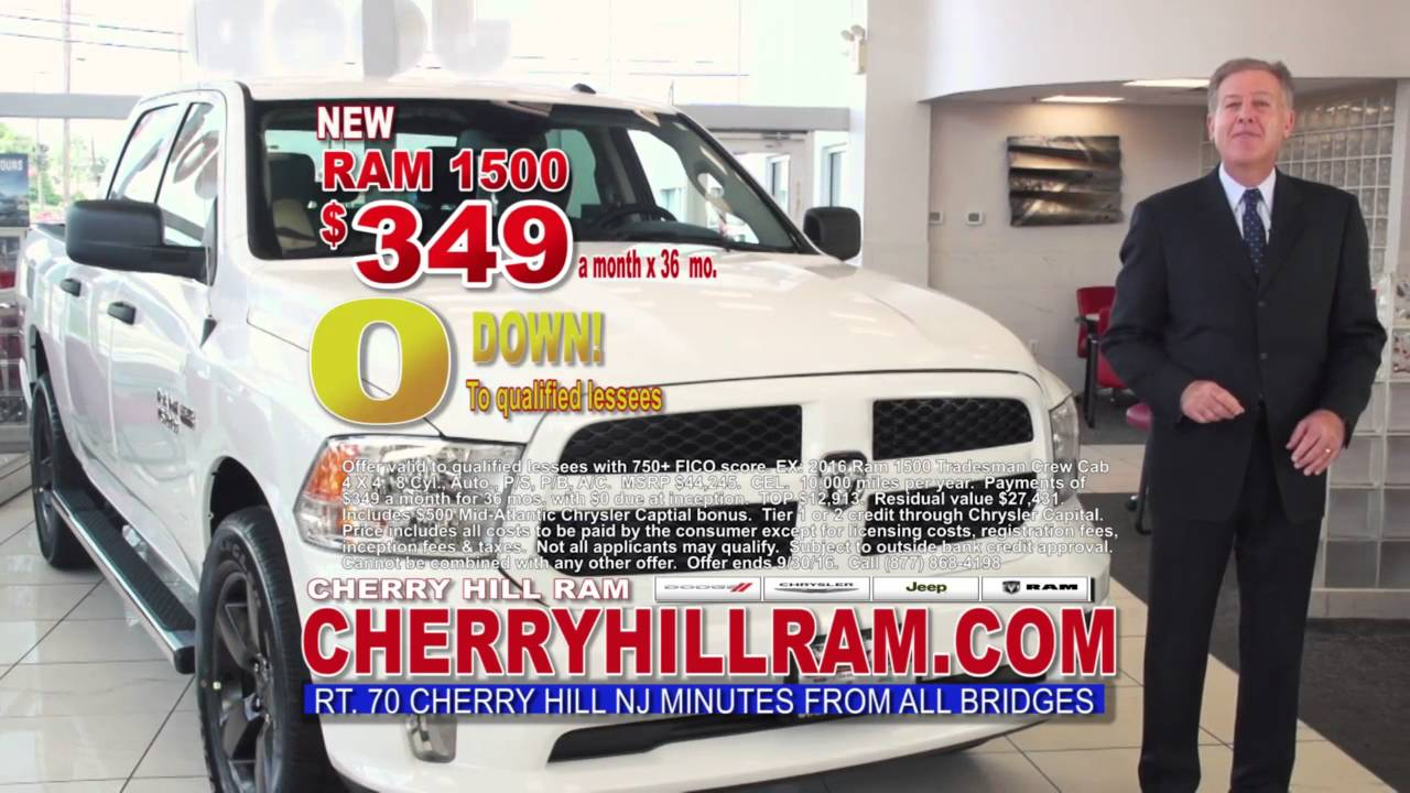 2017 Ram 1500 Special Cherry Hill Dodge Chrysler Jeep Ram Youtube