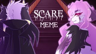 SCARE animation meme // HALLOWEEN MEME