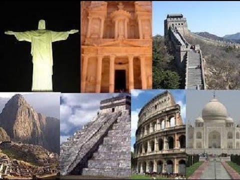 Les 7 merveilles du monde moderne