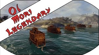 Welcome to my Let's Play of Total War: Shogun 2, playing as the Mor...