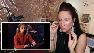 Vocal Coach REACTS - Tori Amos - Caught A Lite Sneeze - Live