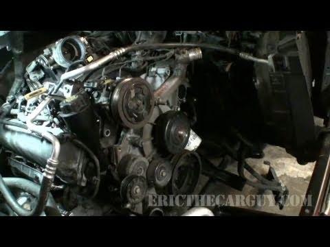 2002 Dodge Ram 1500 Engine Swap 47L Part 3 EricTheCarGuy YouTube – Dodge 4.7l Engine Diagram