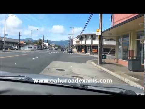 hawaii drivers license road test tips
