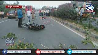 Road Accident In Gajwel