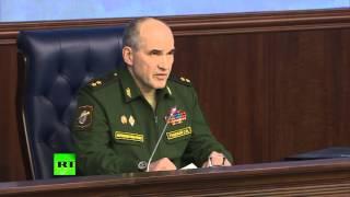 Генштаб РФ: ВКС России ежедневно наносят до 25 ударов по террористам в районе Пальмиры