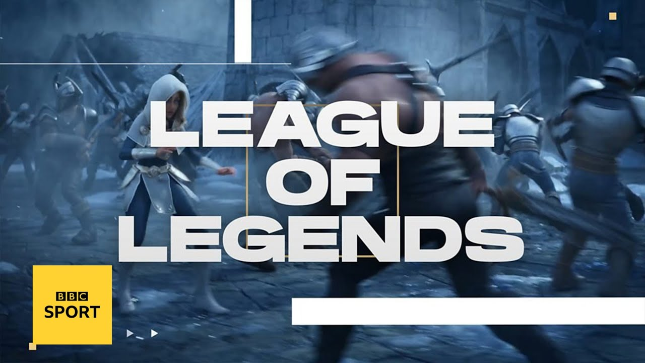 League of Legends explained by the experts | BBC esports