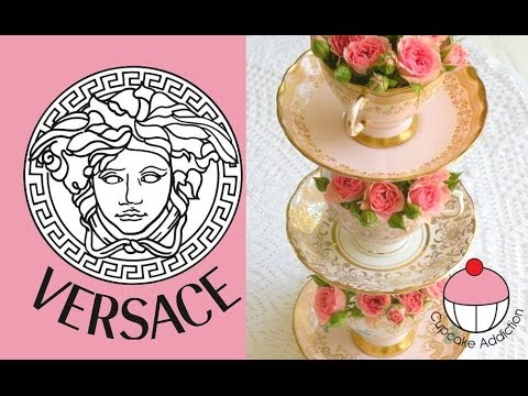 Palazzo VERSACE! Join me for High Fashion High Tea in Australia's Finest Hotel!