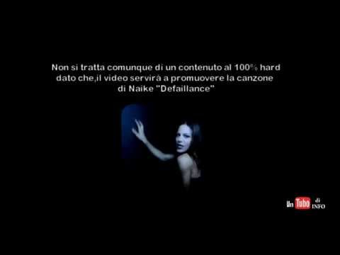Naike Rivelli e il video hard su youtube