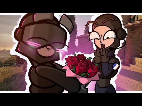 Love Story in Rainbow Six Siege (Animation)