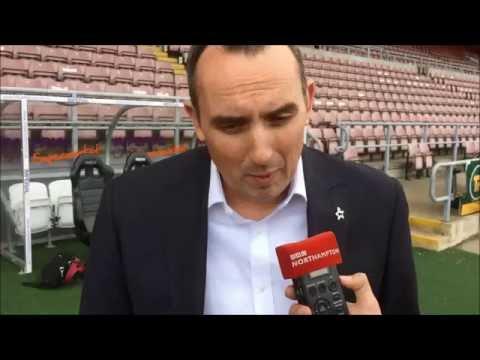 Kelvin Thomas on Rob Page's plans to take the club forward