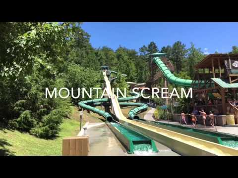 Dollywood's Splash Country's Top 10 Water Slides