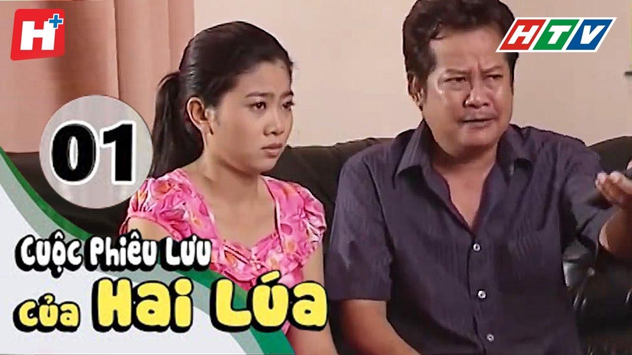 Cuộc Phiêu Lưu Của Hai Lúa - Tập 01 | HTV Phim hài Việt Nam Hay Nhất 2018