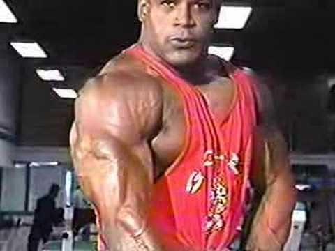 Bodybuilder Stephen Oglesby MVJ Profile and Workout