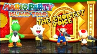 Mario Party Island Tour - The Choicest Voice!
