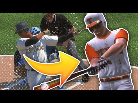 What Happens If You Go To College? MLB THE SHOW 18 ROAD TO THE SHOW (RTTS)