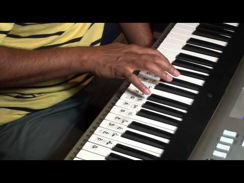 Jaamu Rathiri Jabilamma How To Play Part 1