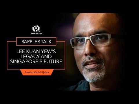 Rappler Talk: Lee Kuan Yew's legacy and Singapore's future