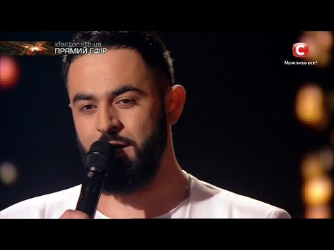 Севак Ханагян - Любовь, похожая на сон(А.Пугачева)|  Второй прямой эфир «Х-фактор-7» (12.11.2016)