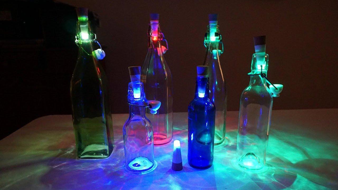 Rechargeable Bottle Light Rechargeable Bottle Light