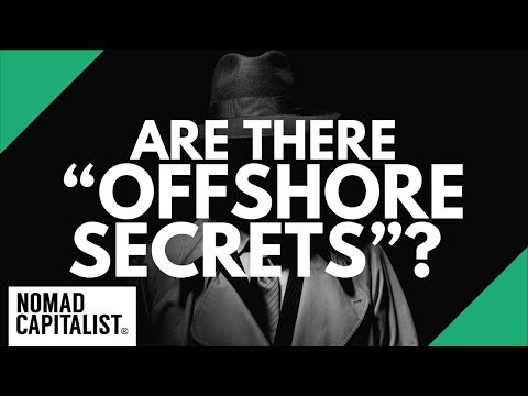 """Are there """"Offshore Secrets"""" to Saving Tax and Being Free?"""