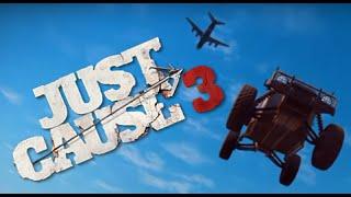Just Cause 3: Funtage [Cargo Plane Jump]