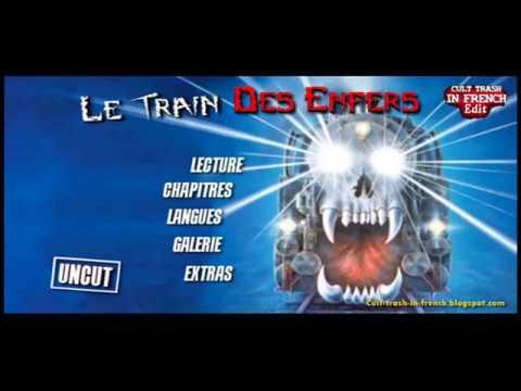 Evil Train: Le train des enfers - 1989 (Menu + Trailer on DVD)