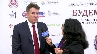 Каприн Андрей Дмитриевич - Главный онколог Минздрава РФ