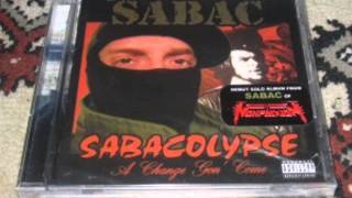 Sabac Red Feat.Necro - Positive & Negative