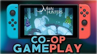 Moon Hunters   Co-op Gameplay   Nintendo Switch