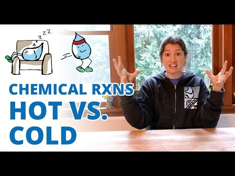 Chemical Reactions: Hot Vs. Cold