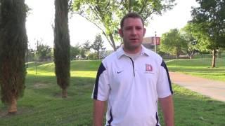 Head Coach Justin Decker