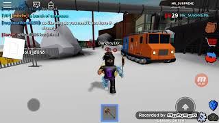 Roblox assassin with akf killerbeast2000Wez