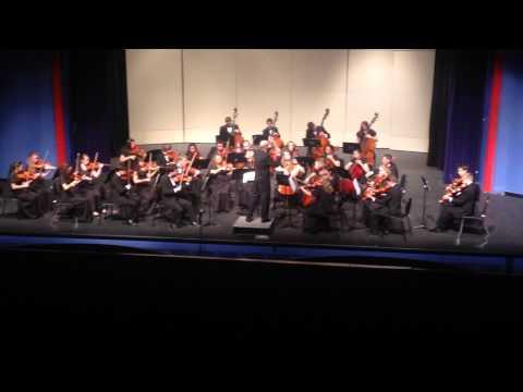 Shostakovich String Quartet No.8, South Salem High School Chamber Orchestra