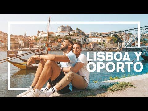 PORTUGAL MÁGICO: LISBOA Y OPORTO 🇵🇹 (4K)   enriquealex