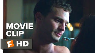 Fifty Shades Freed Movie Clip - Ana Surprises Christian in the Kitchen (2018) | Movieclips