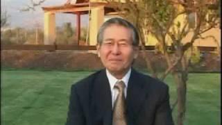 ラストサムライ フジモリ元大統領 参院選出馬 fujimori alberto