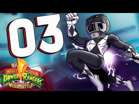 Mighty Morphin Power Rangers MEGA BATTLE Part 3 High Altitude (Co-Op) Walkthrough