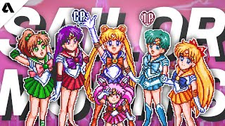 Download Rise Of The Most Broken Fighting Game? - Sailor Moon S Esports