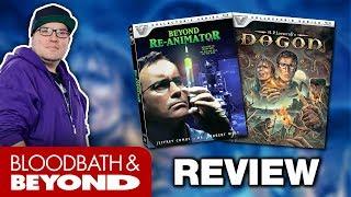 Dagon + Beyond Re-animator Vestron Bluray Reviews