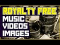 Royalty Free Music, Images, Videos For Youtube Videos - (Best Websites) - P4