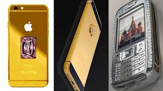 The 10 most expensive smartphones in the world! 2019