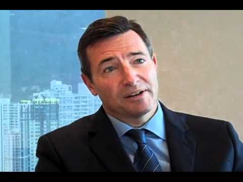 Campaign Asia-Pacific interview with John Ridding, CEO, Fina